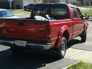 Ford f 250 super duty must sell