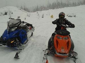 2010 Skidoo Summit XP