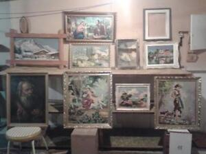Picture Frames (various sizes) - make an offer