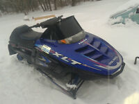 1998 Polaris XLT 600 for sale $1999 OBO