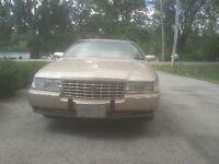 1997 Cadillac STS Sedan