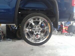 """Mags and Tires 24"""""""
