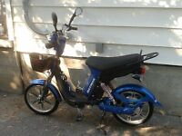 Use Daymak Torino Electric Bike -Great condition-CONDO OWNERS