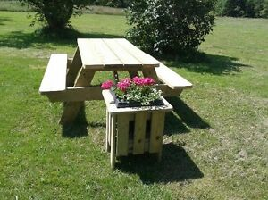 Hand Made Outdoor Patio Furniture