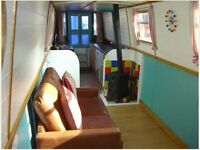 Houseboat to rent in Central London (Mid/end November onwards - 6 months minimum)