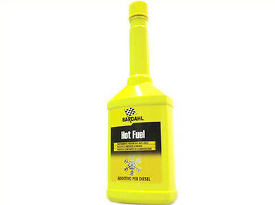 BARDAHL HOT FUEL Additivo Diesel Anticongelante Antigelo Diesel Gasolio 250 ML