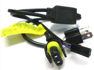 un-un-pieza-Cableado-cable-conector-Independiente-Para-Lampara-H-4-3-Bixenon