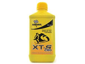 BARDAHL-Moto-XT-S-C60-5W40-Lubricantes-Aceite-Motor-Moto-4-Tiempos-1-LT