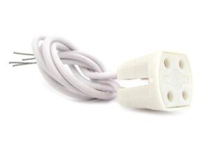 2-PCS-Sostenedores-de-la-Lampara-Adaptadores-lampara-Ataque-G10q-Neon-Circular