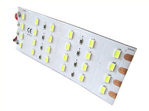 Panel-Techo-Led-Flexible-24V-8W-Blanco-Calido-10cm-Para-Luces-Cabina