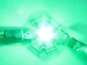 Energia-Led-1W-Color-Verde-30-34V-DC-350mA-80-Lumen-Placa-Disipador-de-calor