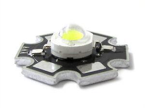 Energia-Led-1W-Blanco-Calido-3000K-3500K-100-Lumen-350mA-3-3-4V-Placa