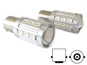 Lampara-Led-BA15S-1156-P21W-21-Smd-5730-Naranja-Luces-Intermitentes-Coche-12V