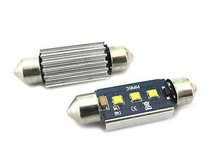 Lampara-Led-Torpedo-Can-bus-Pro-41mm-3-Smd-Cree-3W-No-Error-12V-Polaridad-Super