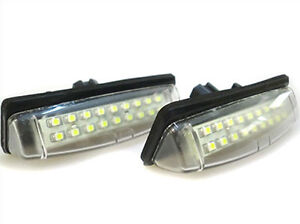 Set-Luces-Placa-Led-Toyota-Camry-AURION-07-Avensis-Verso-Prius-LEXUS-Is200-Is300