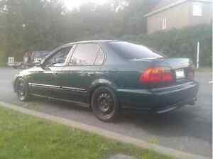 1997 Honda Civic b20b b16 trans