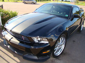 2011 Ford Mustang GT California Special Coupe