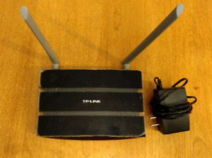 TP-LINK AC1200 Wireless Dual-Band Gigabit Router
