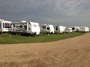 $40 /mo RV Storage/Parking Outdoor 6 minutes from St. Albert.
