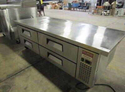 Chef Base Refridgerator 110v Works Good Clean Ready To Go