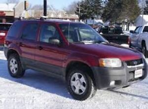 2004 Ford Escape - First $500.00 takes it
