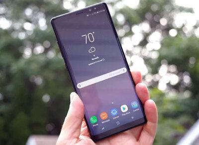 GSM Unlocked Samsung Galaxy S8 G950U G950U1 Black AT&T TMobile Cricket GSM Great (Tmobile Handy Samsung)