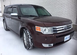 2009 Ford Flex Limited SUV, Crossover, Great Condition