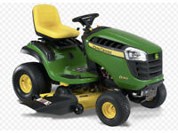 """JOHN DEERE - BRAND NEW ZERO HOURS -RIDE ON- 48"""" CUTTING DECK - SHIPPING AVAILABLE"""