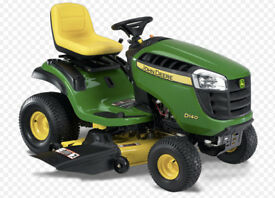"JOHN DEERE - BRAND NEW ZERO HOURS -RIDE ON- 48"" CUTTING DECK"