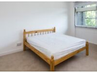 Double bed flame ( mattress is available too)