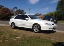 SWAPS ONLY. GENUINE VX SS COMMODORE WHEELS/RIMS WITH 4 GOOD TYRES Prospect Vale Meander Valley Preview