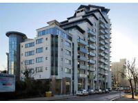 2 bedroom flat in City Tower, Limeharbour
