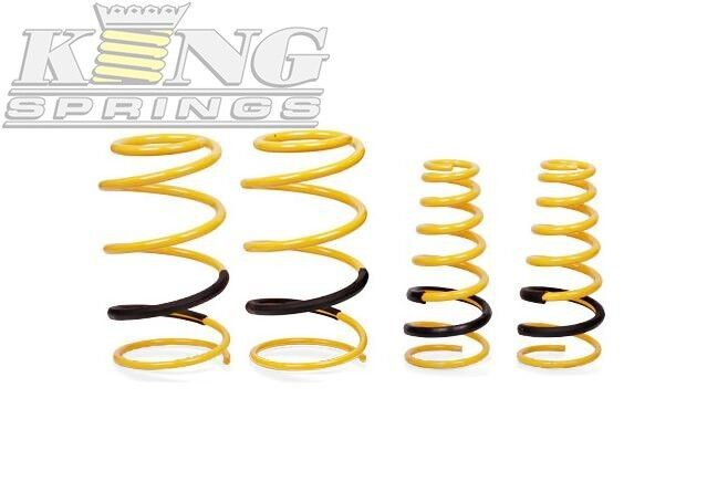 King Springs Suspension Lowered frt&rr Kit For BMW Z ser 00 03 Z3 3.0 E36
