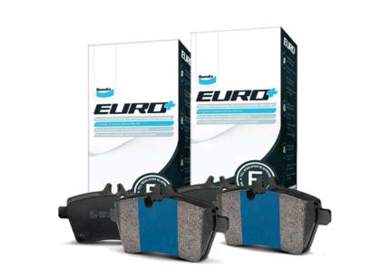 Bendix DB1658 Euro Plus Brake Pads - New Frankston Frankston Area Preview