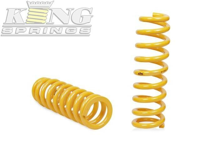 Ks Coil Springs Lowered Front For BMW Z Series 98-01 Z3 M (E36) 236kw KBFL-19