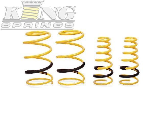 King Springs Suspension Lowered frt&rr Kit For BMW Z ser 97 00 Z3 2.8 E36