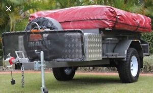MDC deluxe off road camper