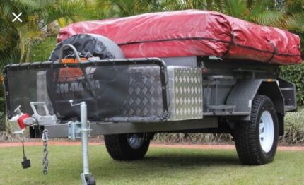 MDC deluxe off road camper Wellington Point Redland Area Preview