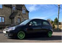 Ford Fiesta 1.4 TDCI 2008 MODIFIED £30 TAX **P/X WELCOME**