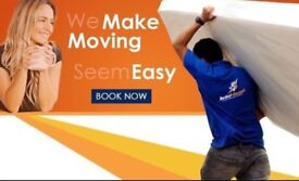 Nationwide MAN with A VAN Service for House & Office Removal Piano,Bike recoveryDelivery Europe