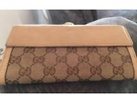 **Genuine Gucci Purse**