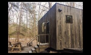 Looking for a spot for our tiny house :)