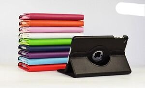 Hot pink or red or blue iPad air rotating 360 degree case Edmonton Edmonton Area image 8