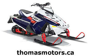 All-In Price - 2016 POLARIS 600 INDY SP TD Series LE, E/S