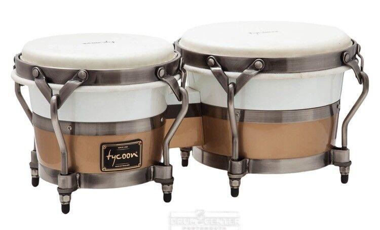 Tycoon Signature Heritage Series Bongos - Caf