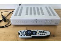 Sky Plus Box with Remote Control