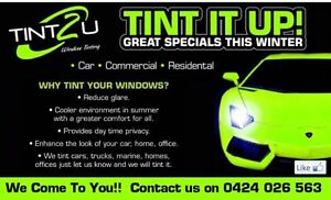 Window tinting WINTER SPECIALS! Campbelltown Campbelltown Area Preview