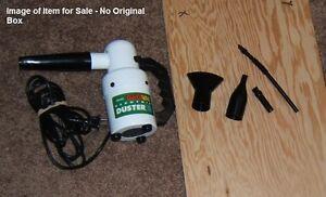 Electric Duster/ Blower - Metro ED500  500-Watt 120 volt 0.75-HP