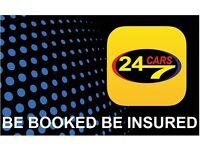 WANTED Private Hire Drivers Wolverhampton - Birmingham - Sandwell - Solihull - Bromsgrove - Redditch