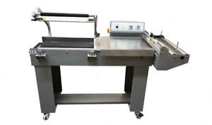 New Shrink Wrap Machine: Impak SMC 1622 L Sealer ....